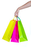 Spring Shopping Royalty Free Stock Images