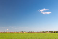 Spring Sky Stock Images