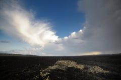 Spring sky Stock Image