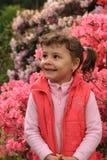 Spring smile Stock Photos