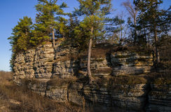 Spring in Starved Rock. Royalty Free Stock Image