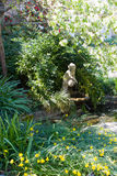 Spring Statue Royalty Free Stock Photography