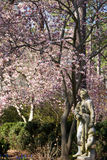Spring Statues Royalty Free Stock Photography