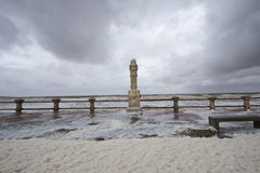Spring storm in Uruguay Royalty Free Stock Photography