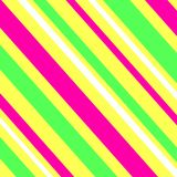 Spring stripes diagonal Royalty Free Stock Images