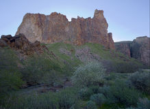 Spring at Succor Creek. Natural Area, Oregon Royalty Free Stock Images