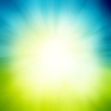 Spring or summer abstract background Royalty Free Stock Photography