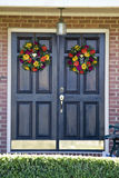 Spring/Summer Doorway Stock Image