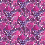 Spring Summer Flower pattern Royalty Free Stock Images