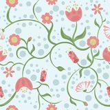 Spring and summer and flowers all around Royalty Free Stock Photos