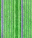 Spring, summer, pleated striped fabric. Spring, summer, pleated striped fabric close up Royalty Free Stock Image