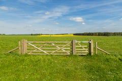 Spring sunny landscape of historic Stonehenge. Spring sunny landscape of historic Stonehenge in England, UK. Beautiful panorama royalty free stock images