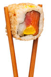 Spring Sushi Roll Stock Images