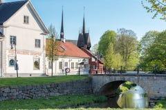 Spring in Sweden Stock Images