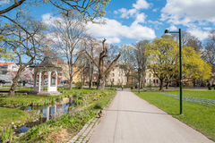 Spring in Sweden Royalty Free Stock Image