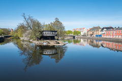 Spring in Sweden Royalty Free Stock Photos