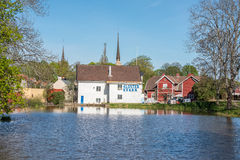 Spring in Sweden Royalty Free Stock Photo