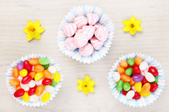 Spring sweets Royalty Free Stock Images