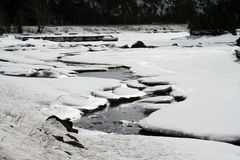Spring Thaw Stock Images