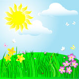 Spring time. Stock Photography