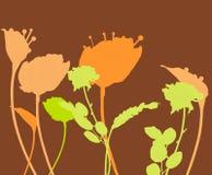 Spring time. SPring inspired illustration stock illustration
