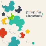 Spring time background Stock Photos
