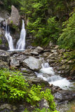 Spring Time on Bash Bish Falls royalty free stock photo