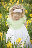 Spring time Portrait Stock Photo
