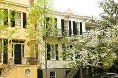 Spring Time in Savannah Royalty Free Stock Photo