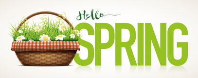 Spring Time Royalty Free Stock Photos
