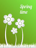 Spring time. Royalty Free Stock Images