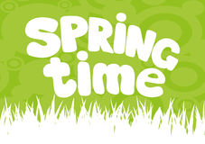 Spring time. Royalty Free Stock Photos