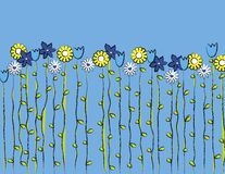 Spring Up 2 Royalty Free Stock Image