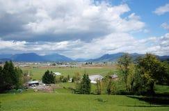 Spring Valley Arkivbild
