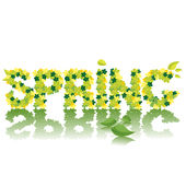 Spring. Vector Stock Images