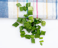 Spring vegetables, fresh, spring onion. Image Royalty Free Stock Photography