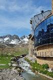 Spring view of Andorra Royalty Free Stock Photo