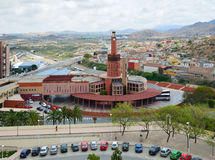 Spring view of Cartagena Royalty Free Stock Photo