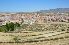Spring view of Granada Royalty Free Stock Image