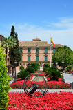 Spring view of Murcia Stock Photos