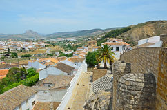 Spring View Of Antequera Royalty Free Stock Photo