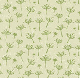 Spring vintage pattern. Stock Photography
