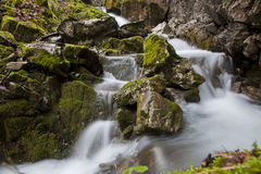 Spring Water Royalty Free Stock Photo
