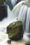 Spring Waterfall Royalty Free Stock Images
