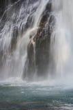 Spring waterfalls Stock Image