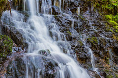Spring waterfalls Stock Photos