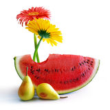 Spring Watermelon Royalty Free Stock Images