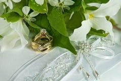 Spring Wedding Stock Image