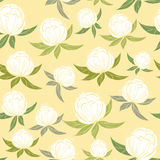Spring wildflowers seamless pattern Royalty Free Stock Photo