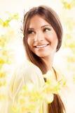 Spring woman Royalty Free Stock Photo
